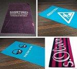 Ręcznik reklamowy