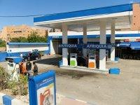 gaz na stacji paliw