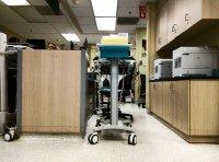 pojemniki w szpitalu