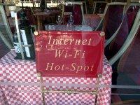 wifi w restauracji