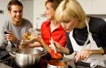 gotowanie, sprzęt, kuchnia